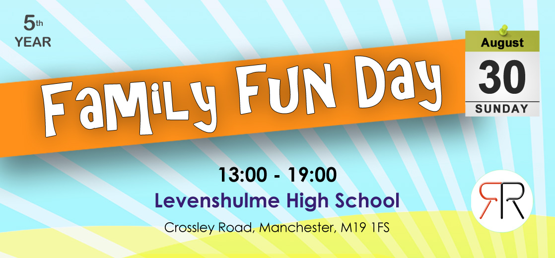 The 5th Annual Syrian Family Fun Day in Manchester