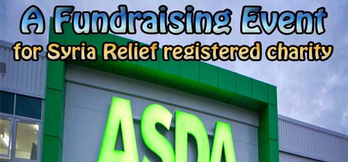 Fundraising Event at ASDA Hulme