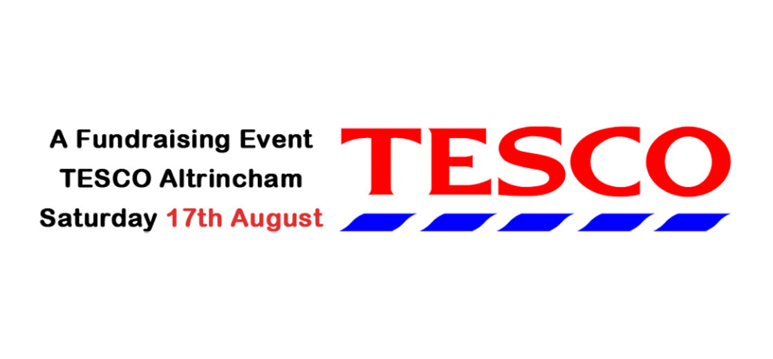 Fundraising Event at TESCO Altrincham