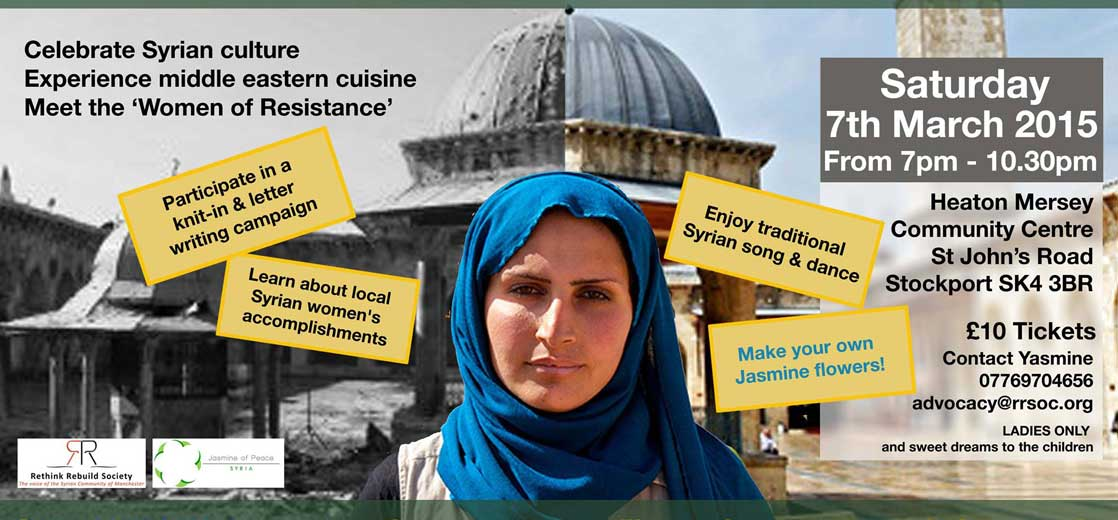 The Syrian Woman: Conflict and Peace