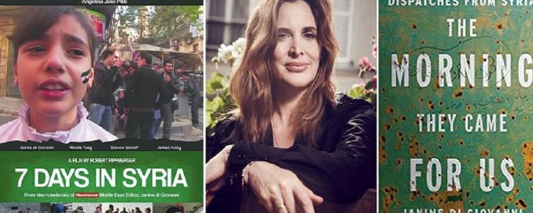 7 Days in Syria movie