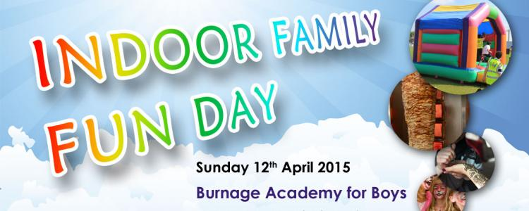 Indoor Family Fun Day in Manchester
