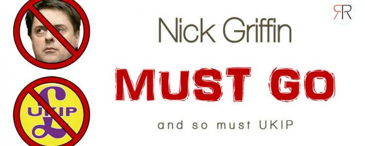 Nick Griffin Must Go!