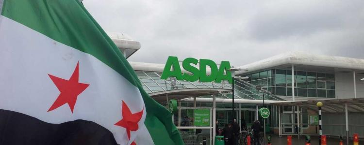 Fundraising Event at ASDA Hulme