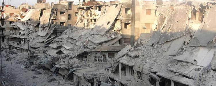 Reconstruction in Syria, from Different Perspective