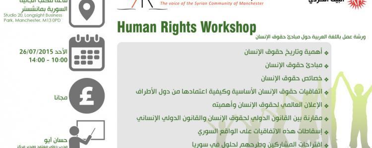 Human Rights Workshop