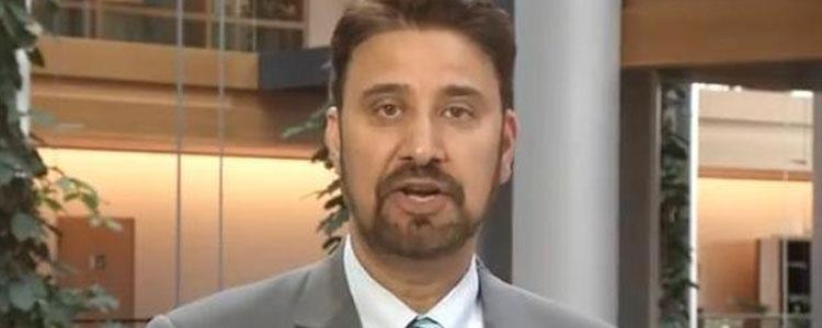 RR Quoted in Article on MEP Afzal Khan's Syria Policy