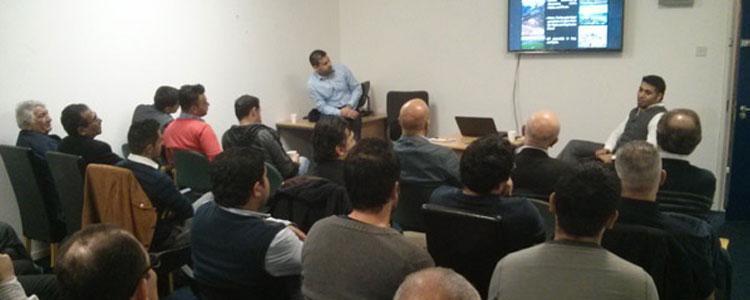 Seminar About the Kurdish Cause