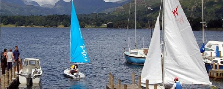 Family trip to Lake District Windermere 08-08-2015