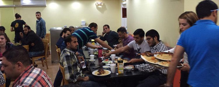 New Arrivals Iftar