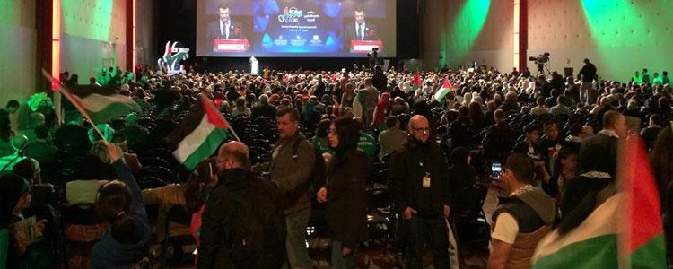 Palestinians in Europe conference in Paris