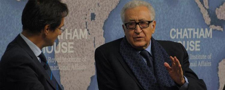 Conference on Syria at Chatham House