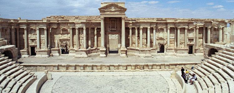 BBC World Service Programme on Palmyra