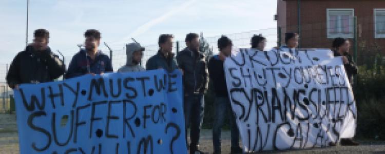 BBC Radio Manchester Interview on Calais